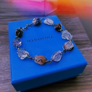 Real crystal bracelet